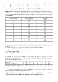 Estatistica Naval - Apostilas - Navegação