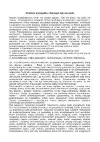 Studium przypadku - Notatki - Ekonomia
