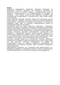 Nauka - Notatki - Badania operacyjne
