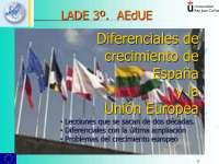 Combating money laundering: diferencias de crecimiento de España y la Unión Europea