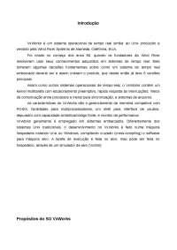 VxWORKS - Apostilas - Sistemas