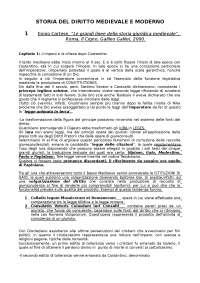 Le-grandi-linee-della-storia-giuridica-medievale - Ennio-Cortese