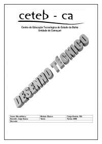 Desenho Técnico - Apostilas - Automação Industrial_Part1