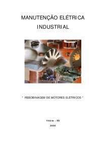 Rebobinagem de Motores Elétricos - Apostilas - Eletromecânica