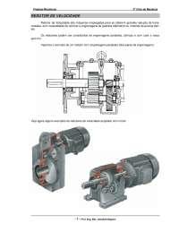 Redutor de Velocidade - Apostilas - Manutenção Industrial