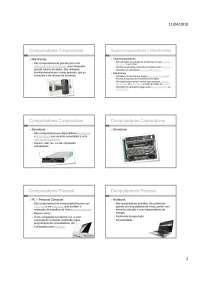 Classificação dos Computadores - Apostilas - Telemática
