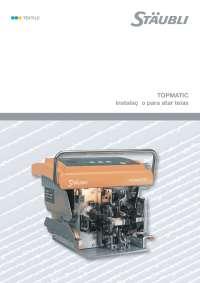 Stäubli - Apostilas - Tecnologia Têxtil