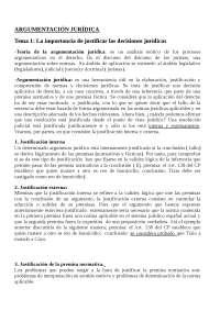 Argumanteción jurídica 2013 UAM