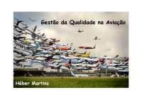 Gestão da Qualidade na Aviação - Apostilas - Ciências Aeronáuticas_Part1