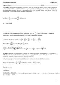 examen estadistica II