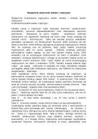Wzajemne wizerunki kobiet i mężczyzn - Notatki - Komunikacja społeczna
