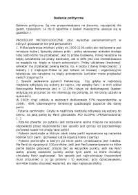 Badania polityczne - Notatki - Komunikacja społeczna