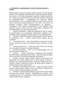 Świadome i podświadome oznaki zainteresowania u kobiet - Notatki - Komunikacja społeczna