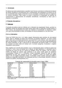 Gestão atmosférica - Apostilas - Engenharia Ambiental, Notas de estudo de Sociedade e Meio Ambiente