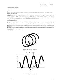 Desenho Técnico de Elementos de União - Apostilas - Engenharia Cartográfica