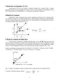 Azimute - Apostilas - Engenharia Cartográfica