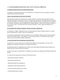 Gestión de recursos humanos - apuntes - Administración de Recursos Humanos