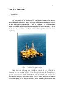 Manutenção Plataforma de Petróleo - Apostilas - Engenharia de Manutenção
