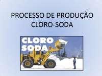 Processo de Produção Cloro-Soda - Apostilas - Engenharia de Produção
