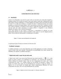 Curso de Antenas - Apostilas - Engenharia de Telecomunicações