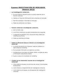examen investigacion de mercados feb.2012