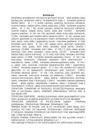 Bonitacja - Notatki - Polityka rolna