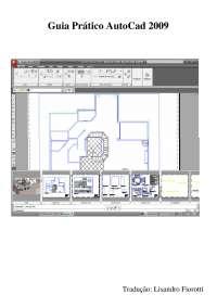 Guia Prático AutoCad 2009 - Apostilas - Engenharia Metalúrgica