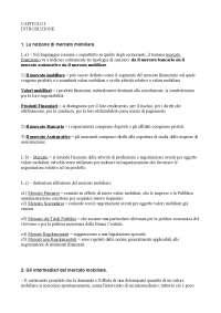 Appunti-di-Diritto-Dell'economia - Il-Mercato-Mobiliare - Renzo-Costi