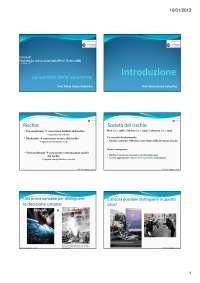 società della sicurezza_lezioni complete 2012_13