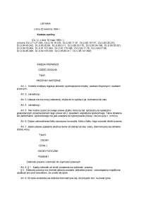 Kodeks cywilny - Notatki - Prawo