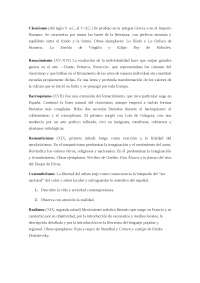 Historia de la literatura - Apuntes - Literatura