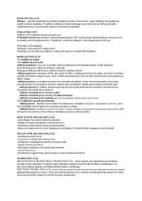 Inflacja - Notatki - Zarządzanie