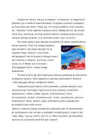 Znaczenie opakowań w reklamie - Notatki - Marketing