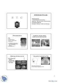 RTG u ortodonciji-Slajdovi-Ortodoncija-Stomatologija