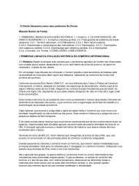 Direito Aduaneiro - Apostilas - Comércio Exterior