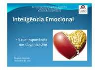 Inteligência Emocional - Apostilas - Comunicação Social