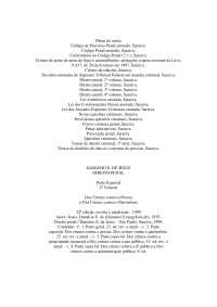 Crimes contra a pessoa e Crimes contra o Patrimônio - Apostilas - Direito_Part1