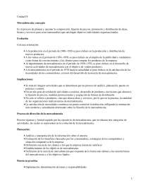 Mercadotecnia: concepto - Apuntes - Management
