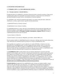 Introducción a la contabilidad de costes - Apuntes - Management