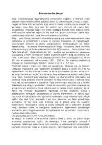 Biomechanika biegu - Notatki - Rehabilitacja