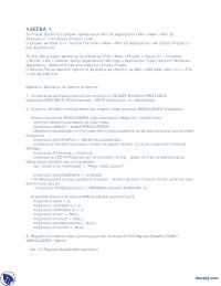 Izrada aplikacije sa prozorom-Vezbe-Programiranje za Windows-Informatika