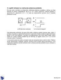 Projektiranje procesora-Skripta-Arhitektura digitalnog racunara-Informatika (1)