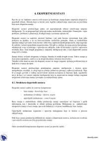 Ekspertni sustavi-Skripta-Inteligentni sistemi-Informatika (2)