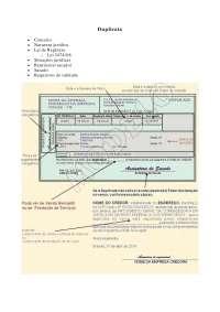 Duplicata - Apostilas - Direito Cambiário