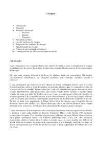 Cheque - Apostilas - Direito Cambiário
