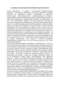 Warunkowe przedterminowe zwolnienie - Notatki - Resocjalizacja