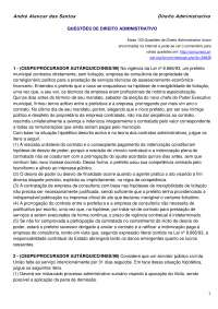 120 questoes - direito administrativo - cespe e esaf