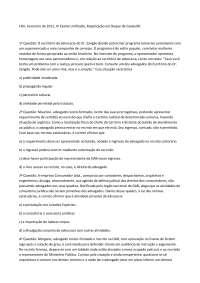Exame 7 - Apostilas - Ética Profissional