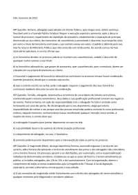 Exame 4 - Apostilas - Ética Profissional