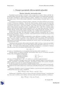 Klasicne jednacine matematicke fizike-Skripta-Parcijalne diferencijalne jednacine-Matematika